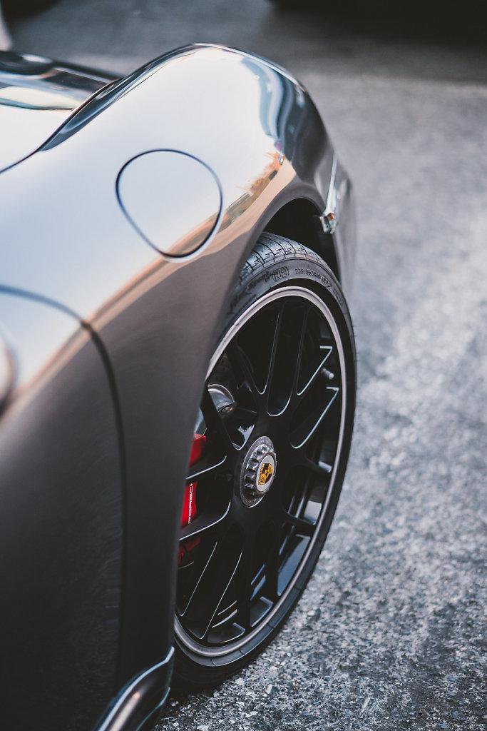 Week & Porsche